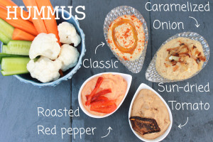 Humming For Hummus! 4 Mouthwatering Hummus Variations