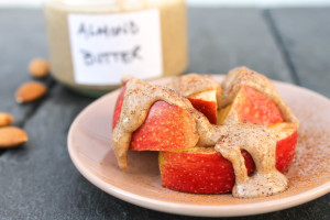 Silky Almond Butter Spread