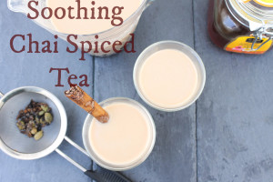 Soothing Chai Spiced Tea