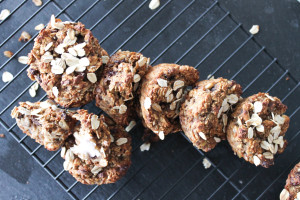 Yam, Oat & Cacao Nib Muffins & Ayurveda: The History Behind the Ancient Healing System