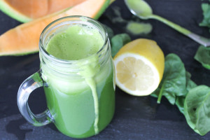 Juicy Tuesday: Ginger Melon Juice