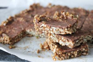 Not-Your-Average Energy Bars